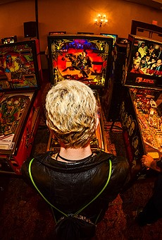 Free Play Florida turns the SeaWorld Doubletree into a pinball wizard's dream this weekend