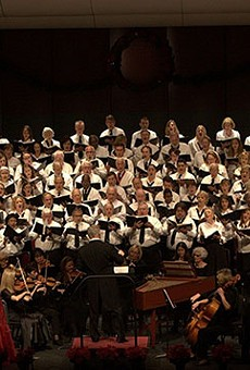 Take in a little holiday culture at a free performance of Handel's 'Messiah' at the Bob Carr
