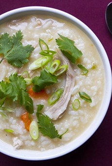 Turkey congee is the leftovers recipe you've been waiting for