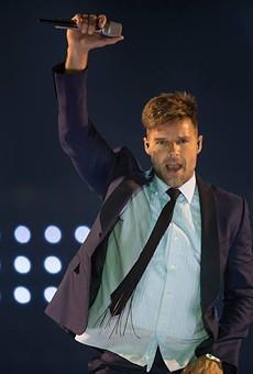Ricky Martin endorses Hillary Clinton ahead of Orlando speech