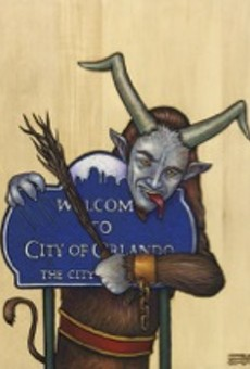 Get whipped by Krampus at the Hammered Lamb's Krampusnacht party this Saturday