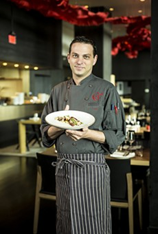 Capa Chef Tim Dacey