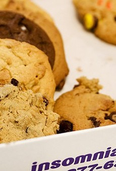 Free cookies at Insomnia Cookies today for National Cookie Day