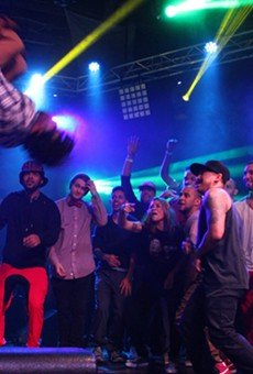 The Scene Alternative Hip-Hop Festival returns to Venue 578 for its third outing