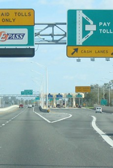 Last day for battery-powered SunPass transponder is Thursday