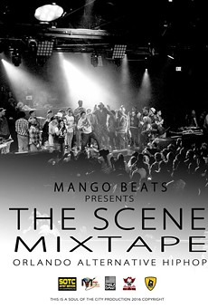 Get a primer on Orlando alternative hip-hop with a free mixtape from Mango Beats