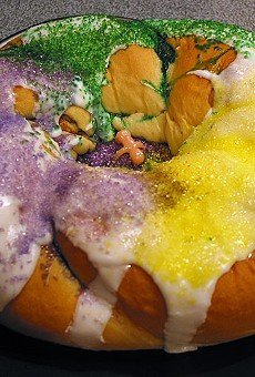 Two Orlando bakeries offering King Cake for Mardi Gras, plus Publix