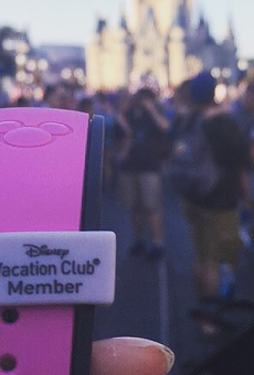 Disney woos DVC members, much to the dismay of annual pass holders