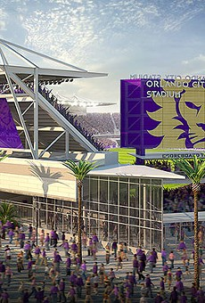 Orlando City announces soccer stadium won't open this year