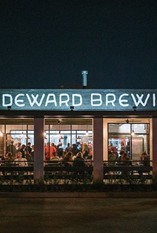 Sideward Brewing opens in Orlando's Milk District