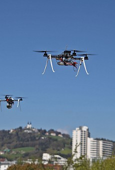 Disney files intent with FAA to fly drones over Walt Disney World