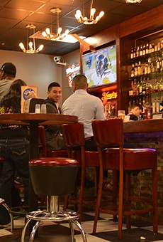 Strikeouts is an unpretentious boozy oasis inside Fashion Square Mall