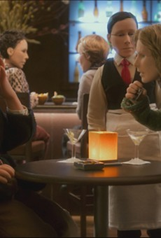 Kaufman's stop-motion drama Anomalisa is one of the year's best