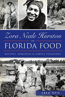 Kick off Zora! Fest on Saturday with a dinner inspired by dishes mentioned in her work