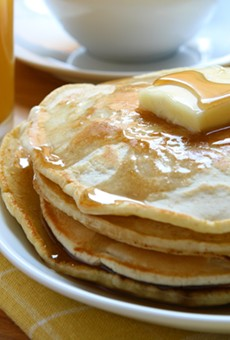Get a free stack of pancakes today at Orlando IHOPs