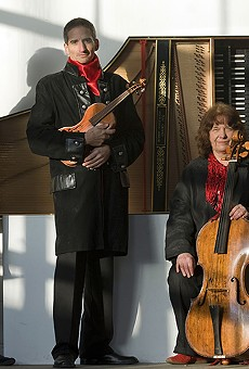 Red Priest breathes some life into Vivaldi at Rollins College Sunday