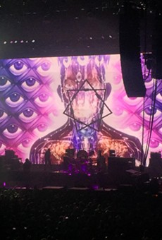 Tool and Primus tear into the CFE Arena