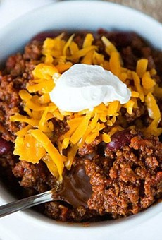 Beat the cold snap by trying 80 kinds of chili at the Orlando Chili Cook-Off on Saturday
