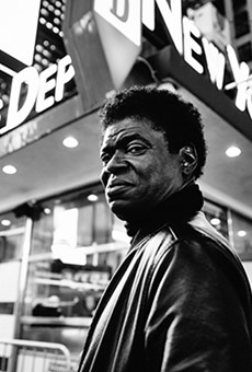 Charles Bradley continues to make dreams come true at the Social Sunday night