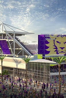 A local activist is suing the city for selling land to Orlando City Soccer Club, officials say she has no standing
