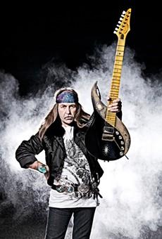 Scorpions guitarist Uli Jon Roth updates his classic '70s rockers at the Plaza Live Saturday