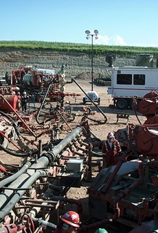 Whew! Fracking is dead (for now) in Florida; go drink a big glass of clean water