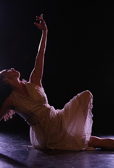 Modern dance meets Springsteen in 'Touch' at the Marshall Ellis Theatre
