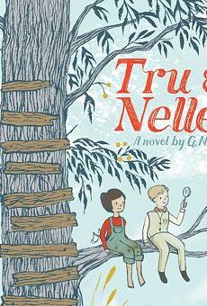 Tampa writer Greg Neri's new book imagines Truman Capote and Harper Lee as child detectives