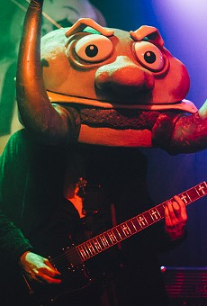Mac Sabbath at the Social