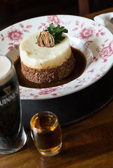 How to eat and drink this St. Paddy's Day like a real Irishman