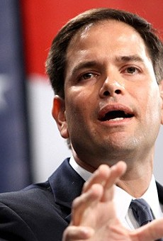Little Marco, happy at last? Speculation on Rubio's next move