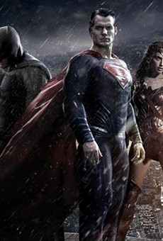 Opening in Orlando: Batman v Superman, My Big Fat Greek Wedding 2 and The Disappointments Room