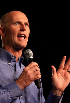 Rick Scott wants Obama to end Argentina trip, come to Florida