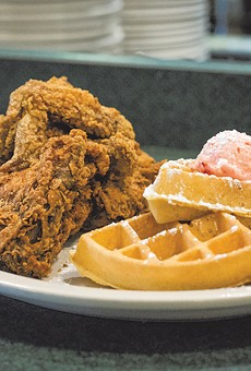 Metro Diner presents enjoyably embellished comfort-food classics