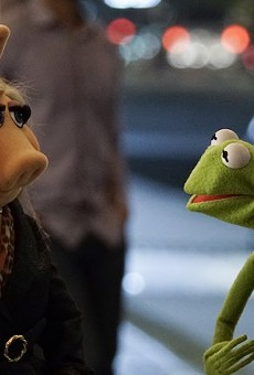 Disney might give the Muppets their own themed land, for some reason