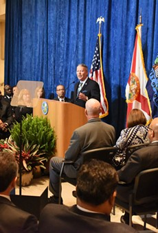 Orlando Mayor Buddy Dyer focuses on transportation, connectivity in annual address