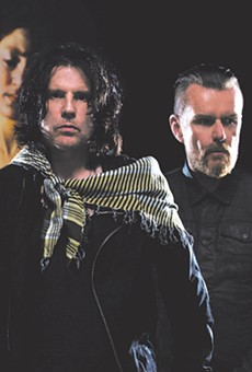 Hard rock veterans the Cult on remaining vital after all these years