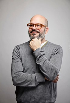 Comedian David Cross sets out to Make America Great Again on first tour in six years