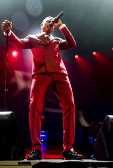Soul singer Maxwell announces upcoming Orlando show