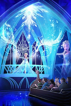 New details about Epcot's 'Frozen' attraction coming this summer