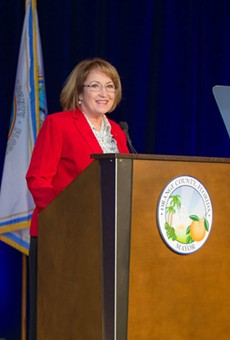 Orange County Mayor Teresa Jacobs touts transportation, housing in annual speech