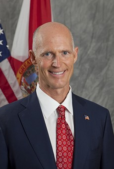 Rick Scott wants you to stop trying to stop Donald Trump