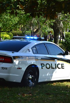"""UCF police chief apologizes for """"Middle Easterngun man/woman"""" alert, but defends response"""