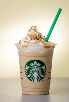 Starbucks unveils new Caramel Waffle Cone Frappuccino
