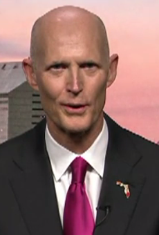 Gov. Rick Scott on joining Donald Trump's ticket: 'I'm going to pass'