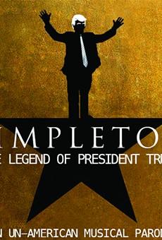 Fringe Review: 'Simpleton: The Legend of President Trump'