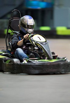 Locally founded Andretti Go-Karting plans massive new complex on Universal Blvd