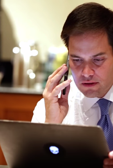 Marco Rubio goes off on Twitter over 'unnamed sources' and now a parody account is born