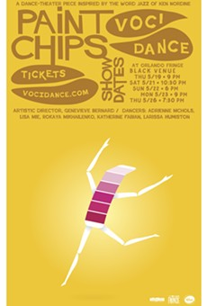 Fringe Review: 'Paint Chips'