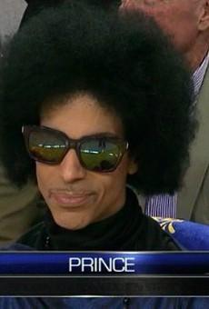 Magic Johnson remembers playing basketball with Prince